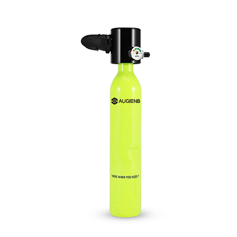 500ML Mini Underwater Oxygen Scuba Tank With Respirator