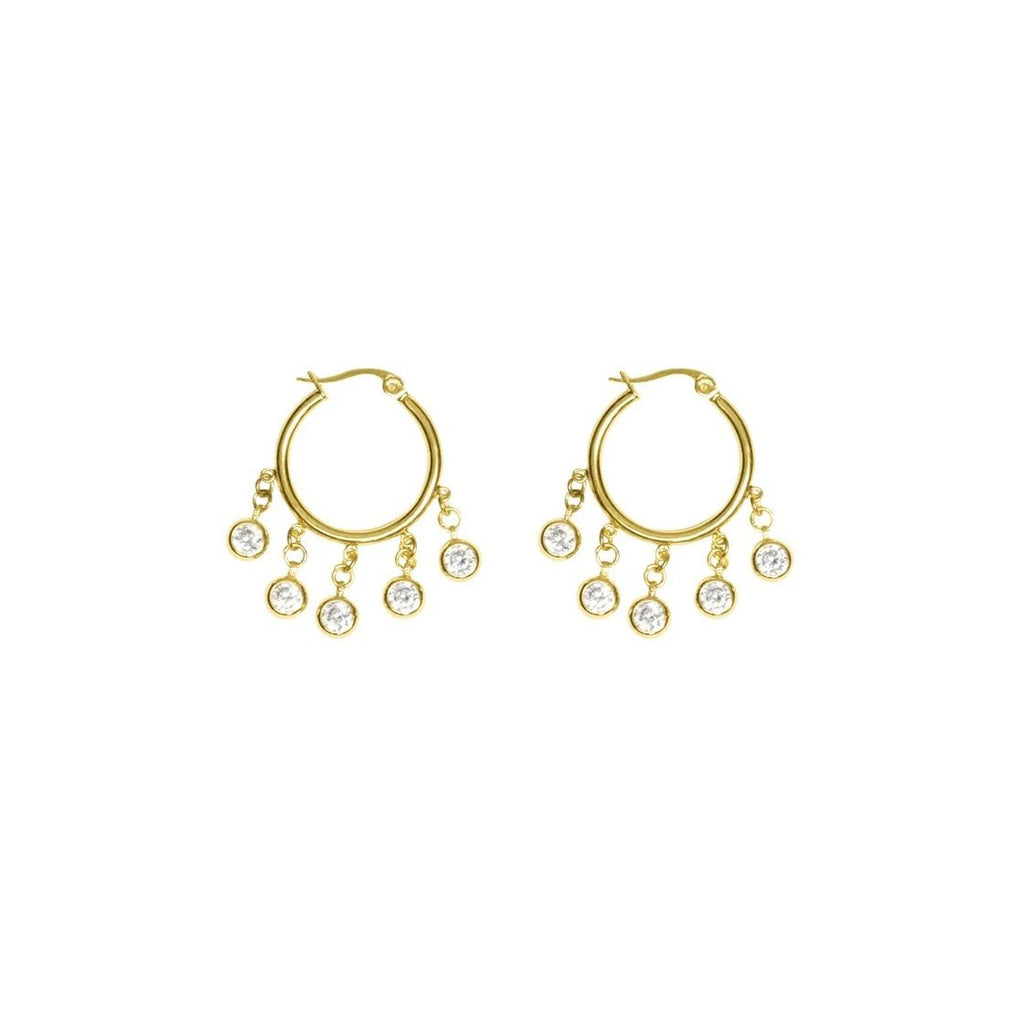 JOSS EARRINGS GOLD
