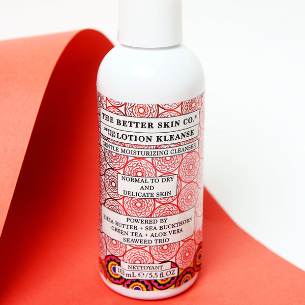 Lotion Kleanse: Dry and Delicate - 35% Off