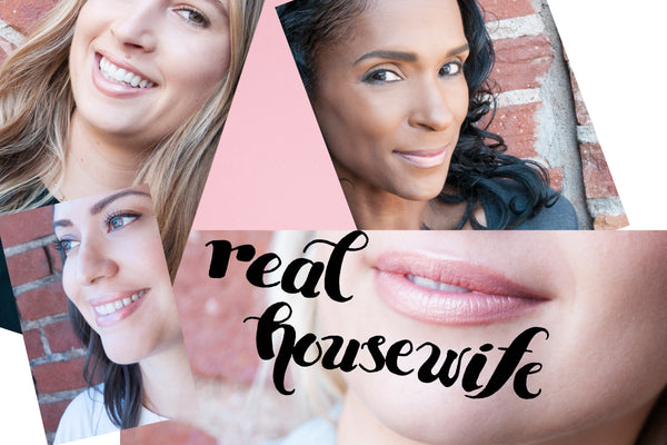 Social Paint Lip Gloss- Real Housewife