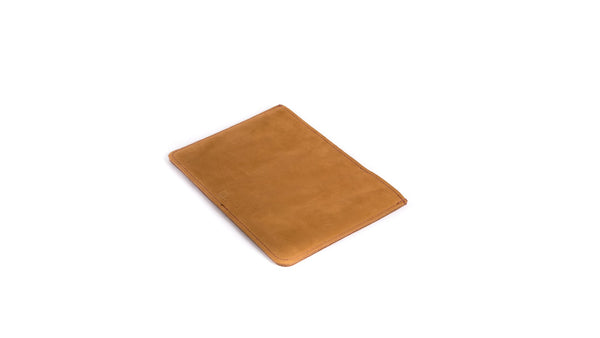 Leather MacBook Sleeve | Horizontal
