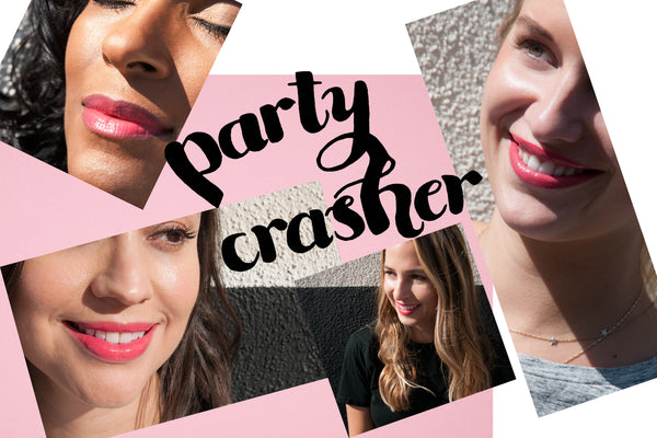 Social Paint Lip Gloss-Party Crasher