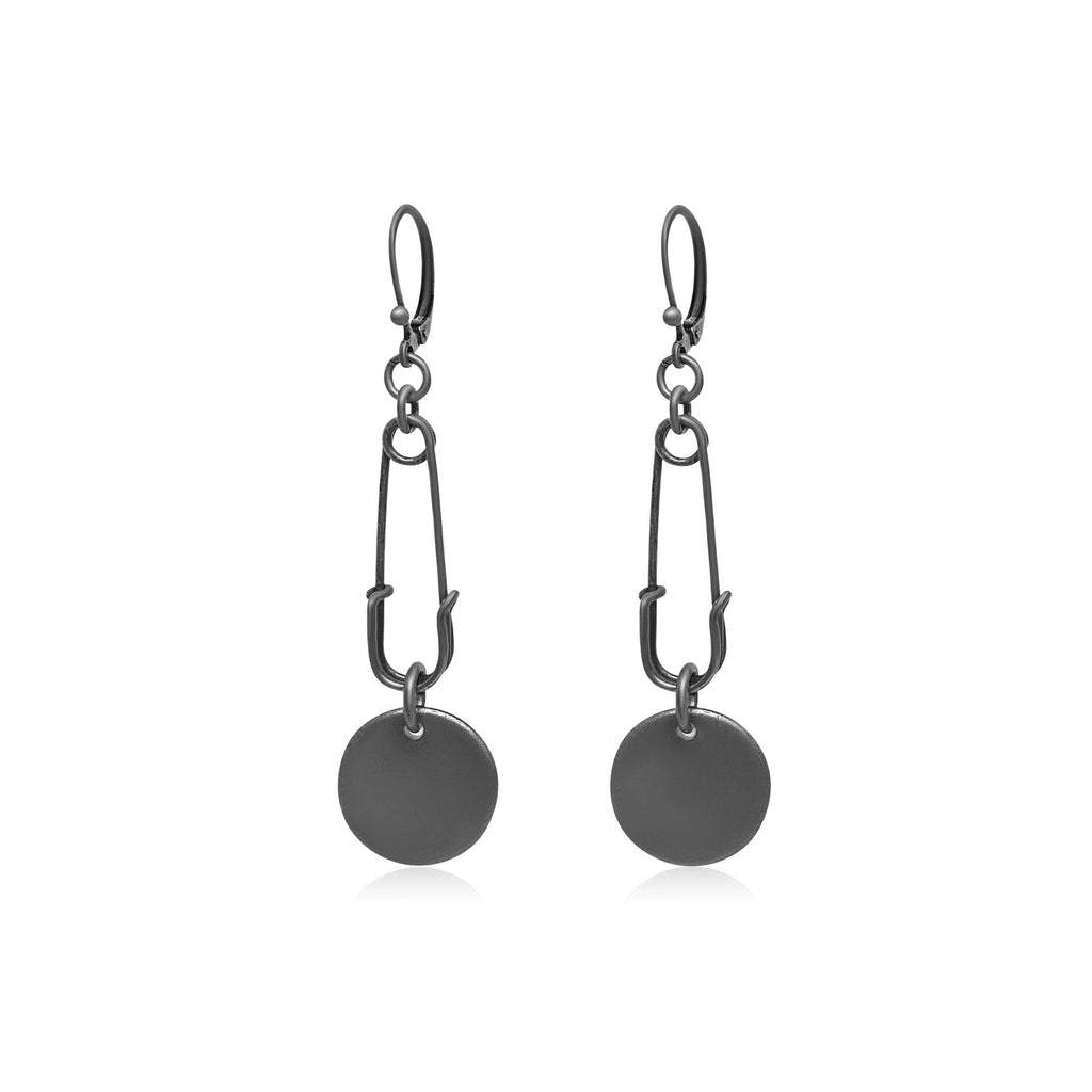 JACKSON EARRINGS SILVER