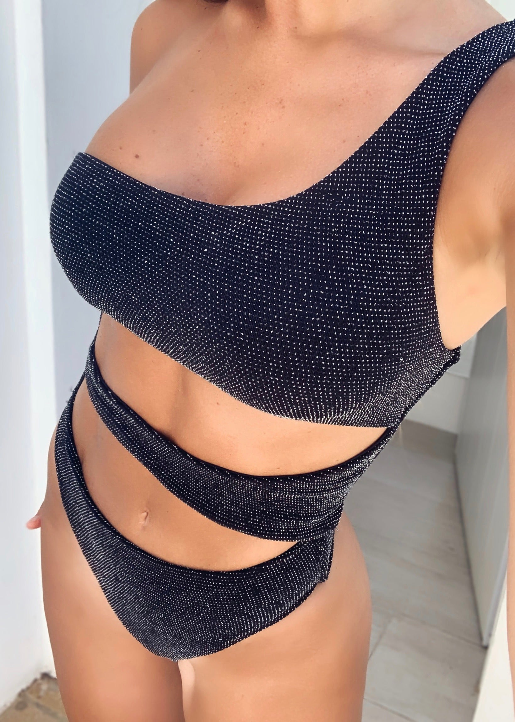 BLING SWIMSUIT (Reversible)