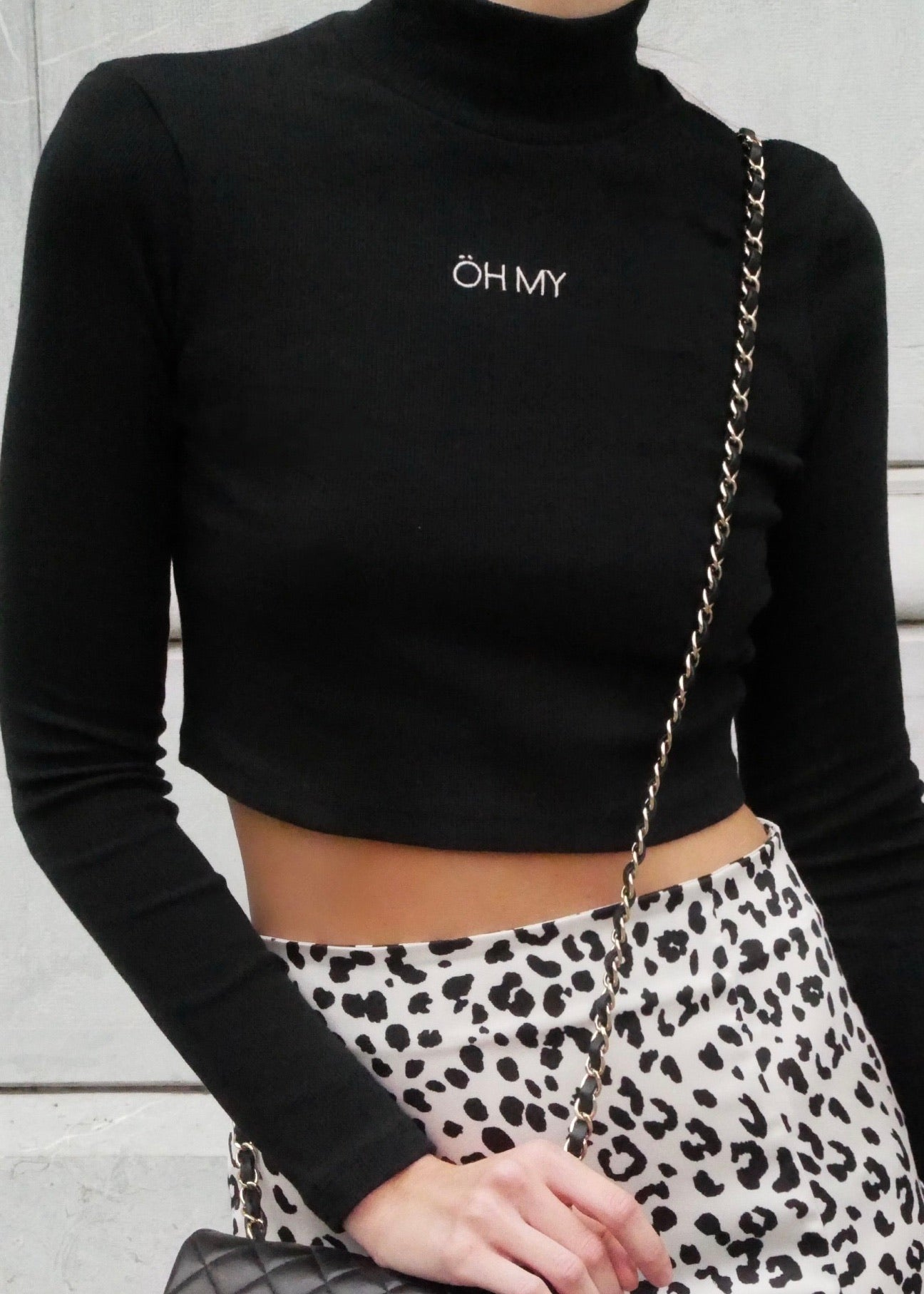 DÁLMATA CROP TOP