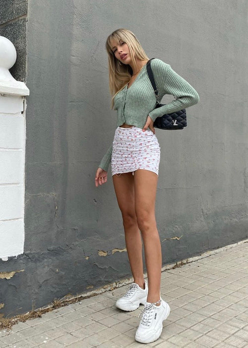 HAILEY MINI SKIRT