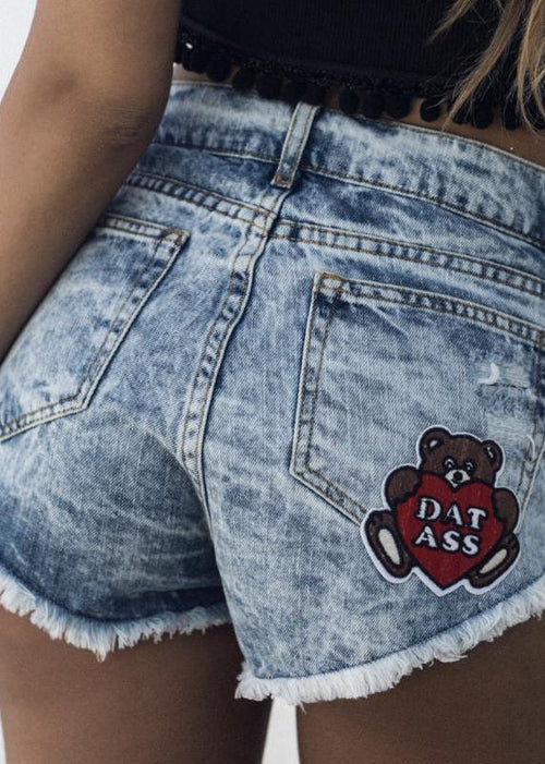 ÖH MY Bear Short OH MY Collection
