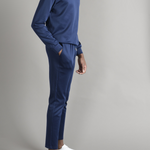 Midnight Blue Cortior Athleisure Tracksuit