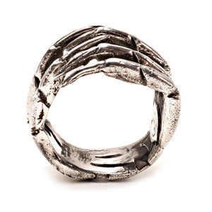 wrapping claw ring