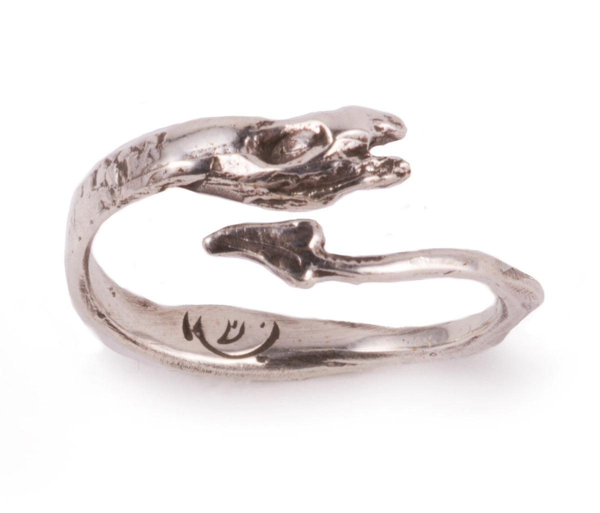 Sea Serpent Stacking Ring