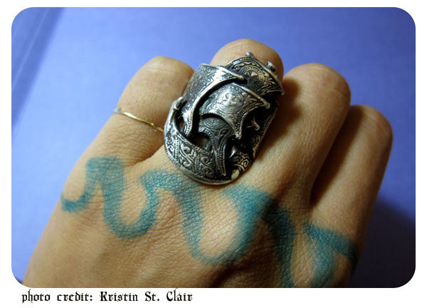 Spanish Galleon Ring
