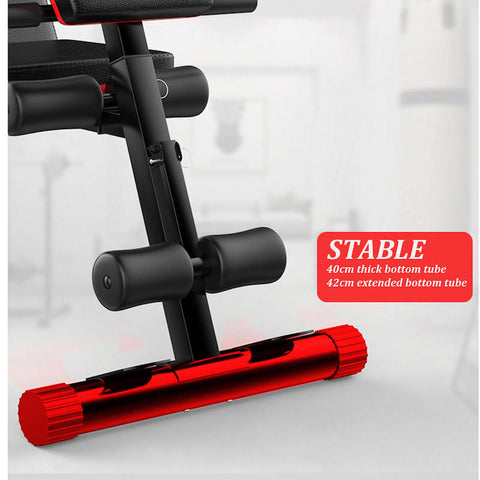 exercise table for home gym