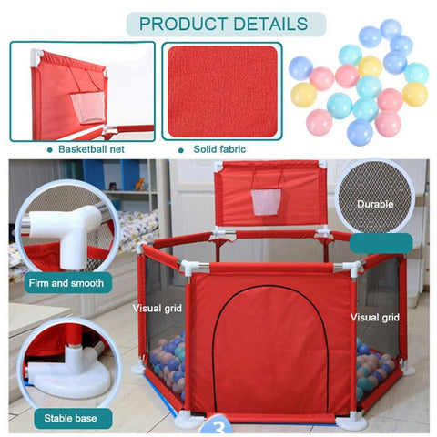 Baby Playpen for indoors or outdoors