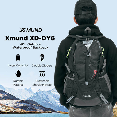 Perfect back pack for hiking