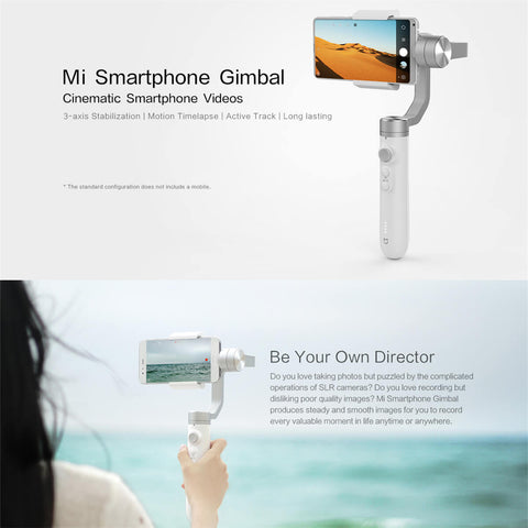 Gimbal for iphone