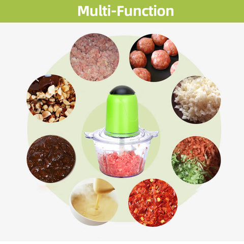 electric meat grinder kitchen processor for easy use multifunction