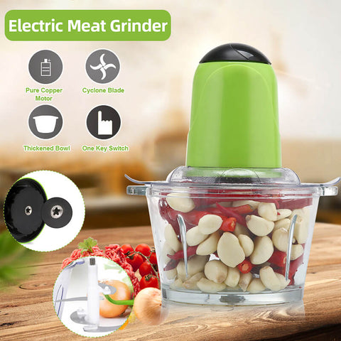 electric meat grinder kitchen processor for easy use