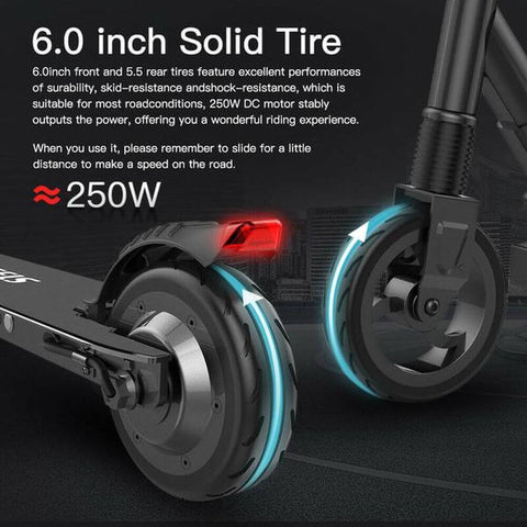 MegaWheels-S1-Foldable-Electric-Scooter
