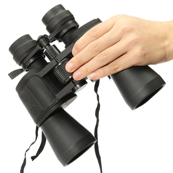 Hand holding Binoculars Mega Zoom for concerts and racing, plus night vision
