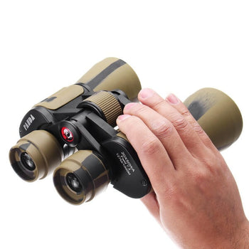 Binoculars Day Night Vision Optic Outdoor Tactical