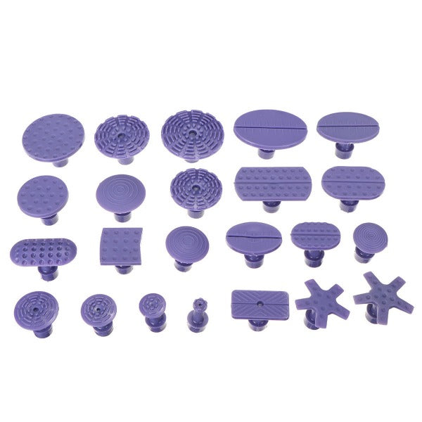 Car Dent Repair Tool Tab Accessories Body Kit Purple Tabs