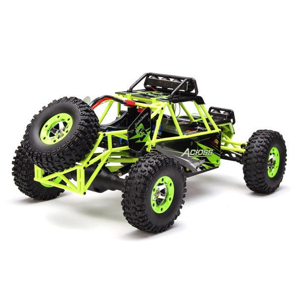 Four Wheel Drive Crawler Radio Controlled Car With LED Lights
