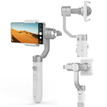gimbal for stable video when using your phone.