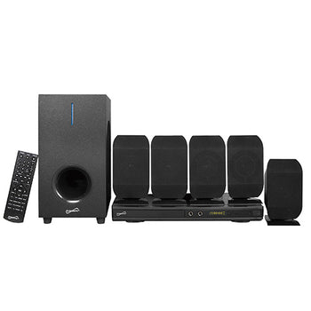 Supersonic 5.1 Channel DVD Home Theater System with Karaoke Function