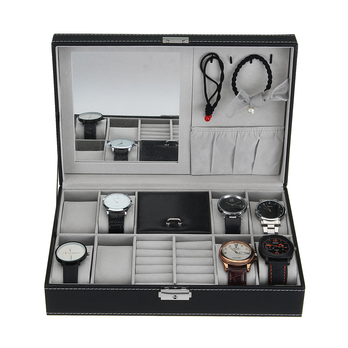 Best jewelry box for watches timepieces