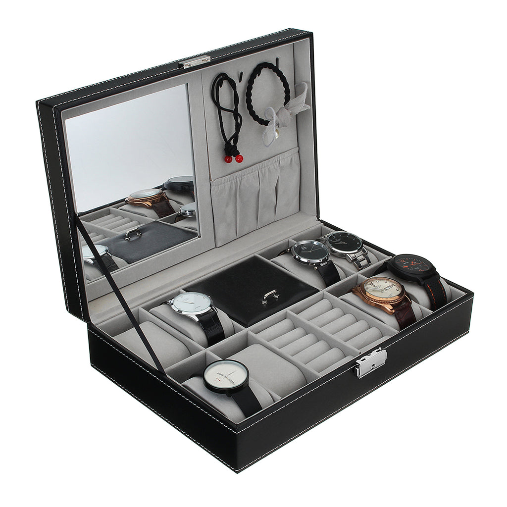 Jewelry and Watch Lock Box