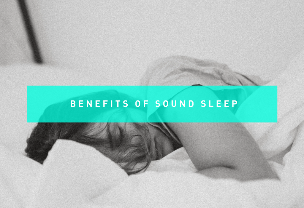 Sleeping and The Benefits