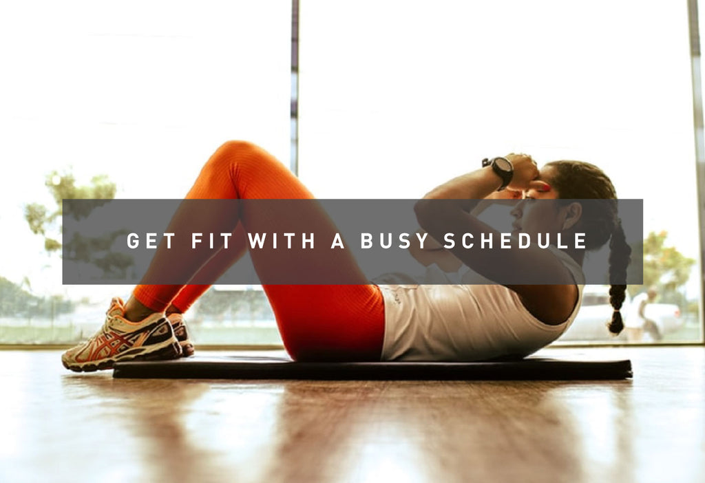 Health & fitness for busy people