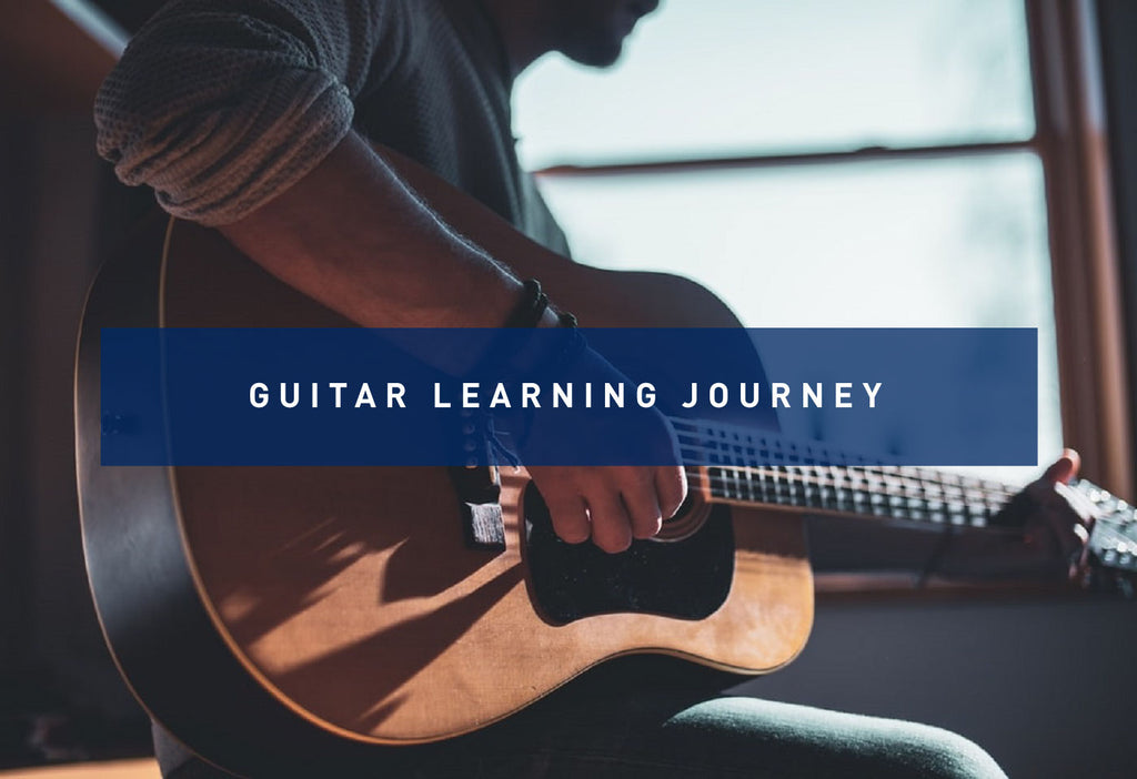 Jumpstart Your Guitar Learning Journey