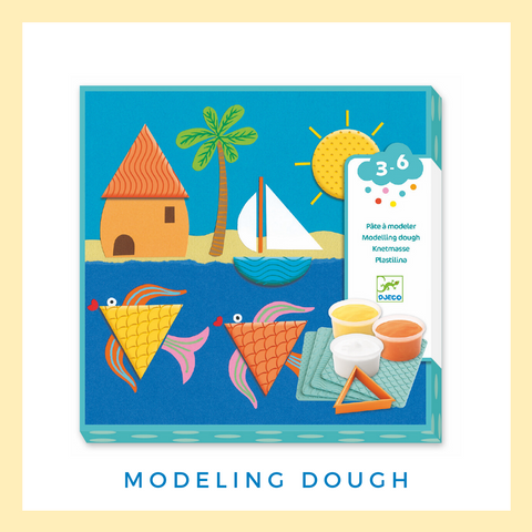 Dough Prints and Shapes