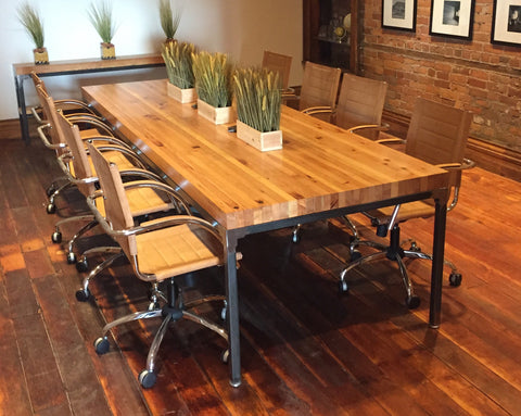 Grand Boulevard Industriale Conference Table