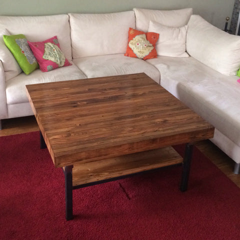 Grand Boulevard Industriale Coffee Table