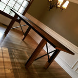 Urban Farmhouse Dining Table