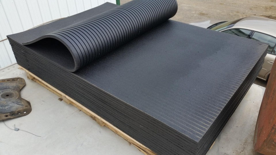 Rubber Stall Mat 4x6 Flooring Used Kawartha Fitness