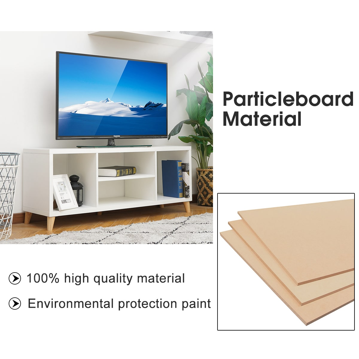 TV Cabinet - Particleboard