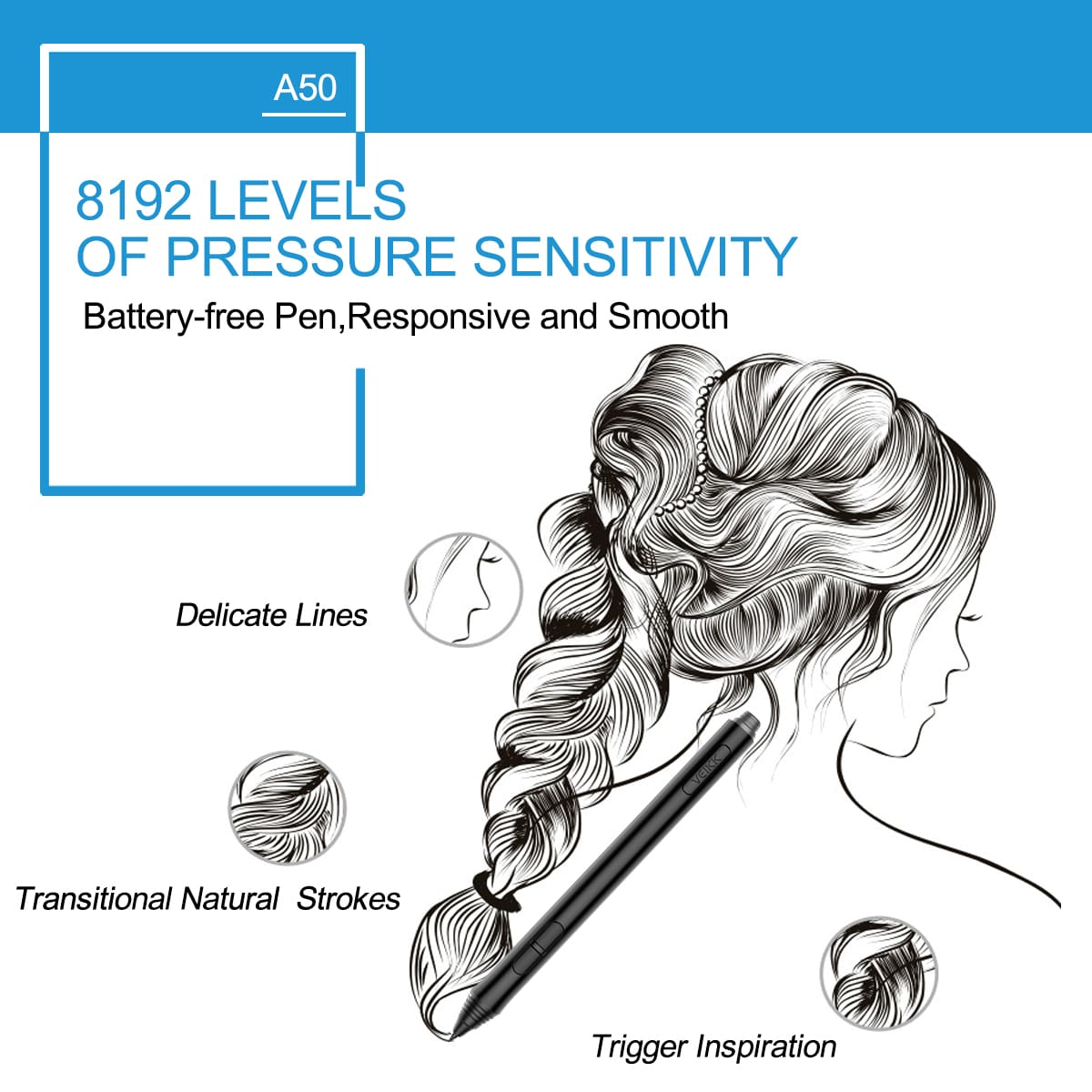 touch pen sensitivity