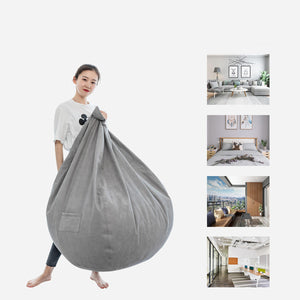 BigSack™ Bean Bag Chair for Kids Filler Included Cool And Modern Design