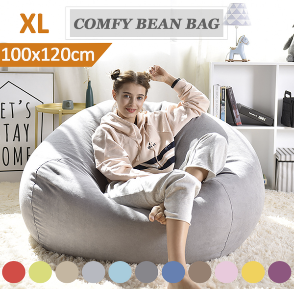 BigSack™ Extra Large Oversize Bean Bag Sofa Chair Sack Cover