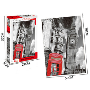 Big Ben London Jigsaw Puzzle 1000 pieces