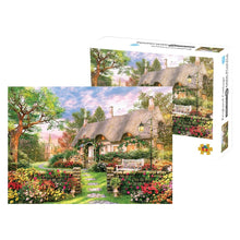 England Cottage Jigsaw Puzzle 1000 Pieces