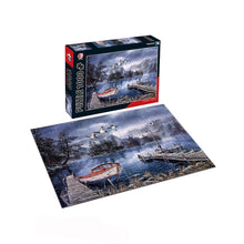 Eerie Lake Jigsaw Puzzle 1000 pieces