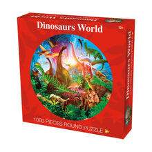 Dinosaurs World Jigsaw Puzzle 1000 pieces