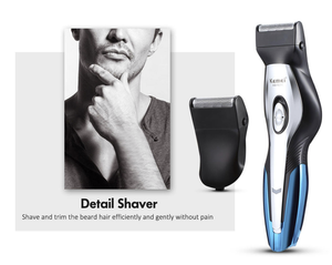ShortTrimmer™ Clippers Made For Professional Haircut With Accessories Electric Shaver