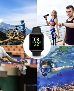 OxyWatch™ Blood Oxygen And Pressure Measurement Monitoring Smart Watch