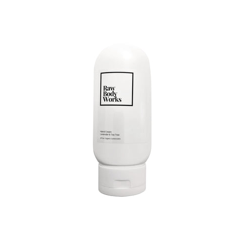 Hand Cream - Raw Bodyworks