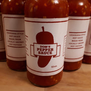Dom's Hot Sauce (10oz)